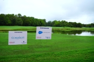 Convergy and Salesforce Hole Sponsor