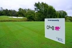 CP+B Hole Sponsor